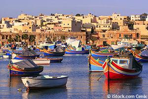 Grand Harbour - Malte