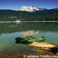 Guide touristique monténégro - parc national de Durmitor