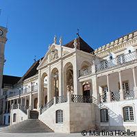 Séjour à Coimbra