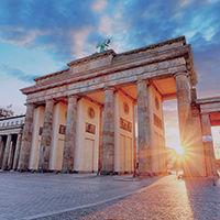 Porte-brandebourg-Allemagne