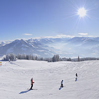 Le Tyrol en hiver