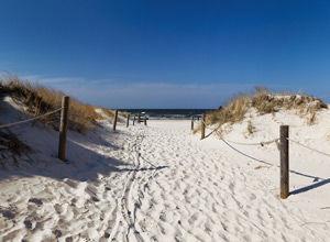 plages en Pologne