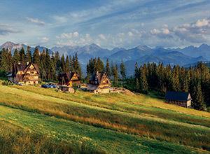 Tatras en Pologne
