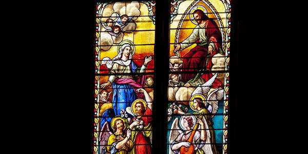 Vitraux de la Cathédrale de l'assomption