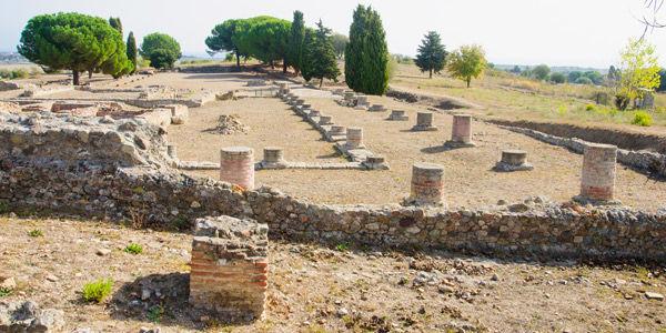 Site antique d'Aléria