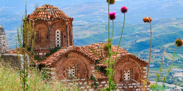 Le château de Berat