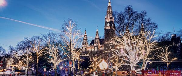 Marchés de Noel à Vienne