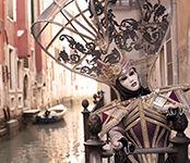 Venise lors du carnaval