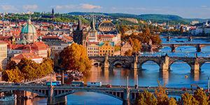 Prague en hiver
