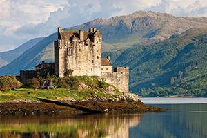 Le château d'Eilean Donan
