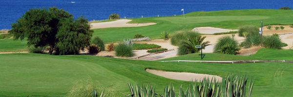 Parcours de golf en Algarve