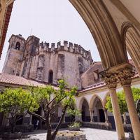 Château de Tomar au Portugal