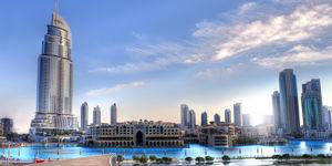 Le Mall Dubaï - centre commercial