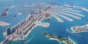 Le Palm Jumeirah à Dubaï