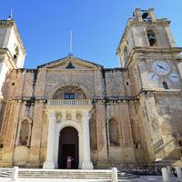 La cathédrale Saint-Jean de La Valette