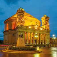 L'église de Mosta