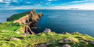 Ile de Skye en Écosse
