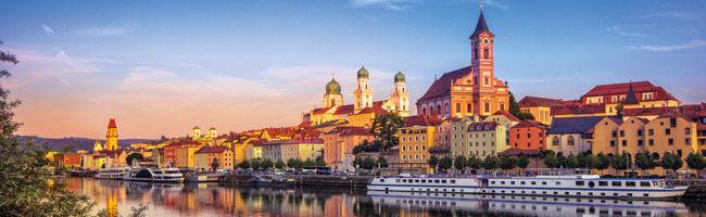 Passau en Allemagne