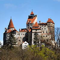 Château de Bran en Roumanie