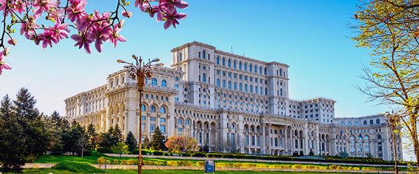 Bucarest en Roumanie