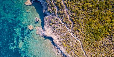 Le sentier des douaniers en Corse