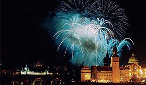 Réveillon du Nouvel An à Prague