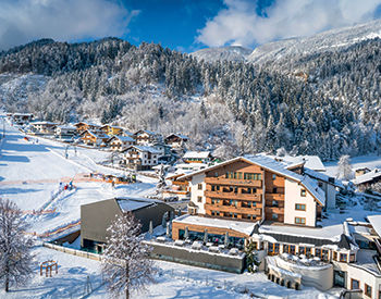 Nouvel An au Tyrol - Hôtel Schwarzbrunn