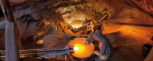 Les mines de sel de Wiezlicka