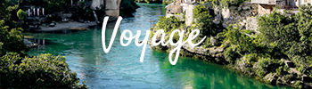Voyage en Bosnie
