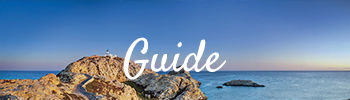 Guide destination Corse