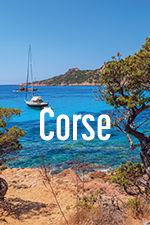 Guide destination Corse