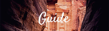 Guide destination Jordanie