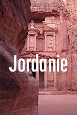 Guide destination Jordanie