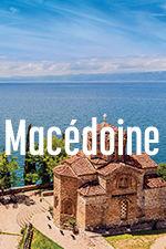 Guide destination Macédoine