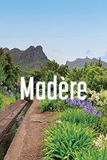 Guide destination Madère