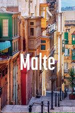 Guide destination Malte