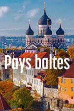 Guide destination Pays baltes