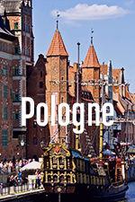 Guide destination Pologne