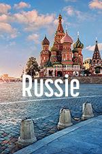 Guide destination Russie