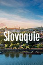 Guide destination Slovaquie