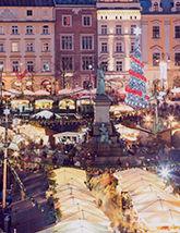 Marché de Noël</br> Cracovie