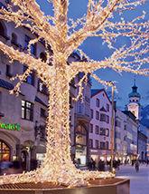 Marché de Noël</br> Tyrol Bavière