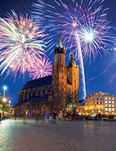 Nouvel an </br>Cracovie