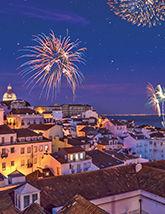 Nouvel an</br>Lisbonne