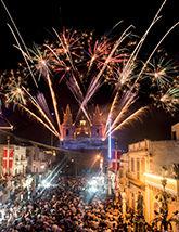 Nouvel an</br>Malte
