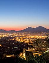 Nouvel An à Naples