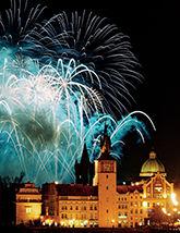 Nouvel an</br>Prague
