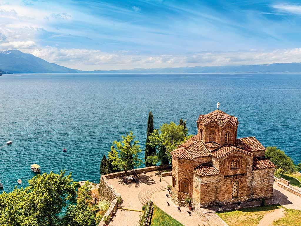Charmes de la péninsule balkanique