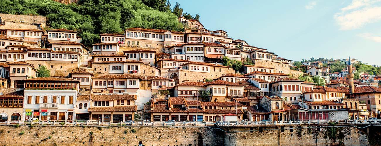 Vue de Berat