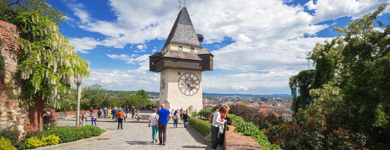 Graz en Styrie